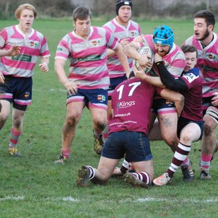 Enterprising Olney see off Bletchley in Lewis Shield First Round game