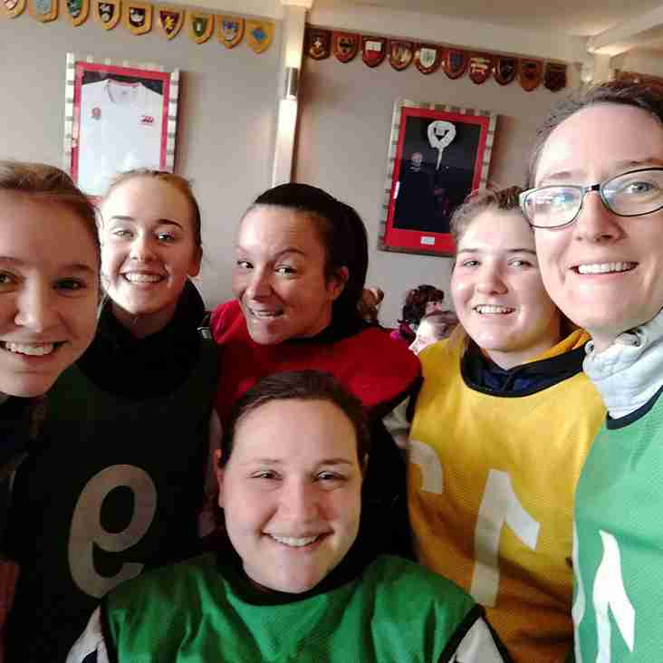 East Midlands squad call up Olney ladies players