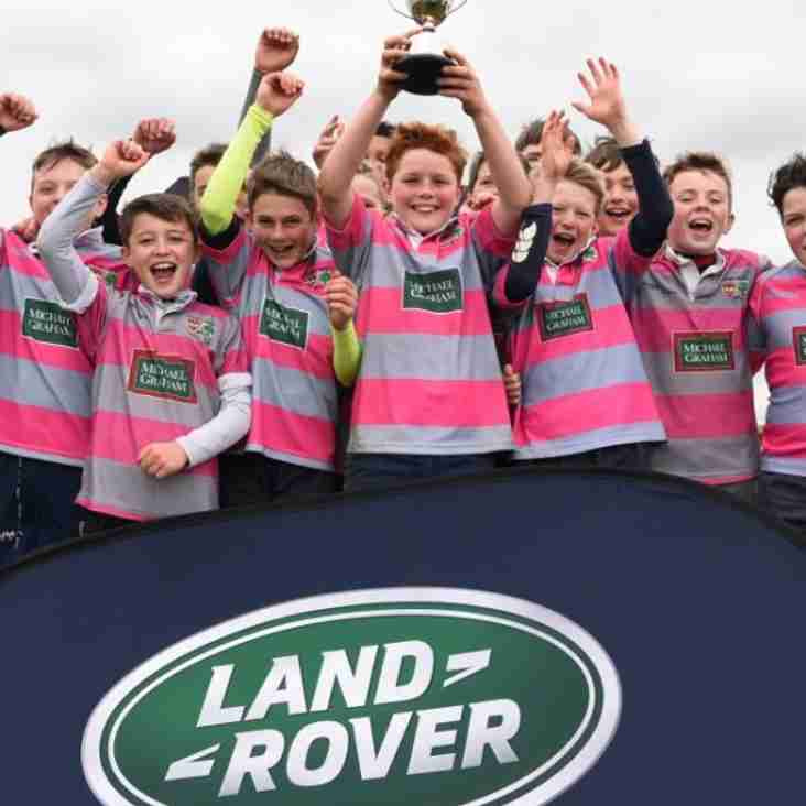 Olney U12s set for a Twickenham appearance