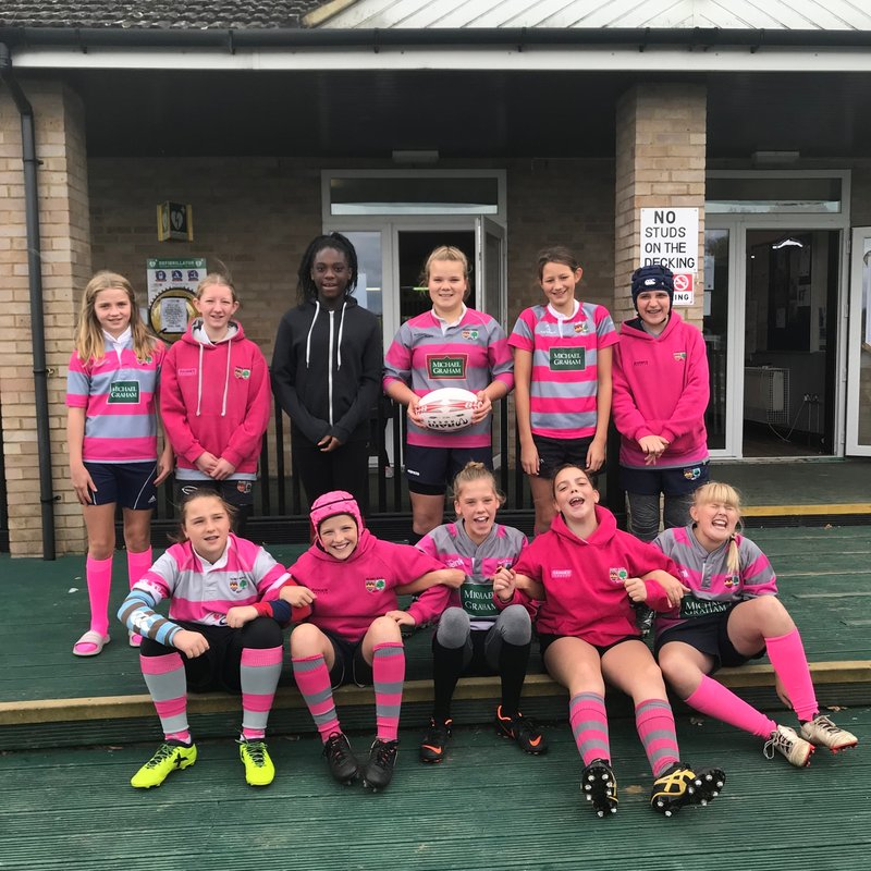 Girls host Bletchley for mixed training