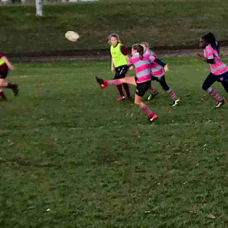 Games of two halves for Girls