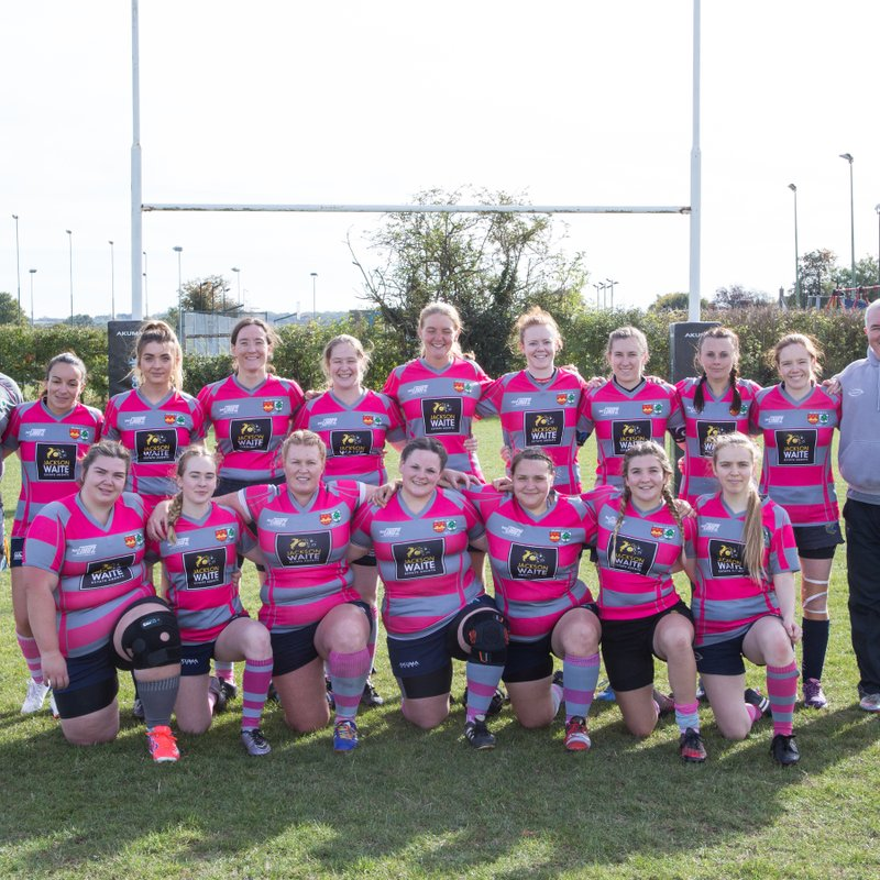 Ladies beat Old Northamptonians Ladies 52 - 0