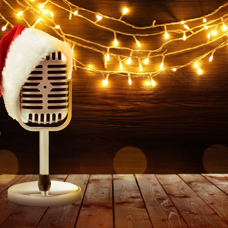 Carols and Karaoke - Sunday 16 December from noon