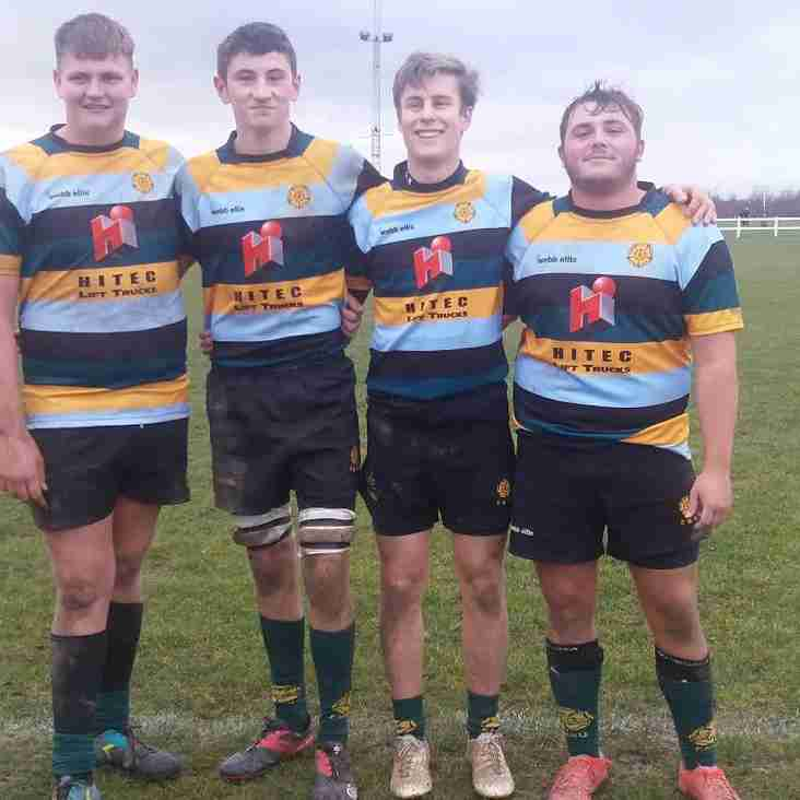 Colts players step up to regional and championship rugby sides