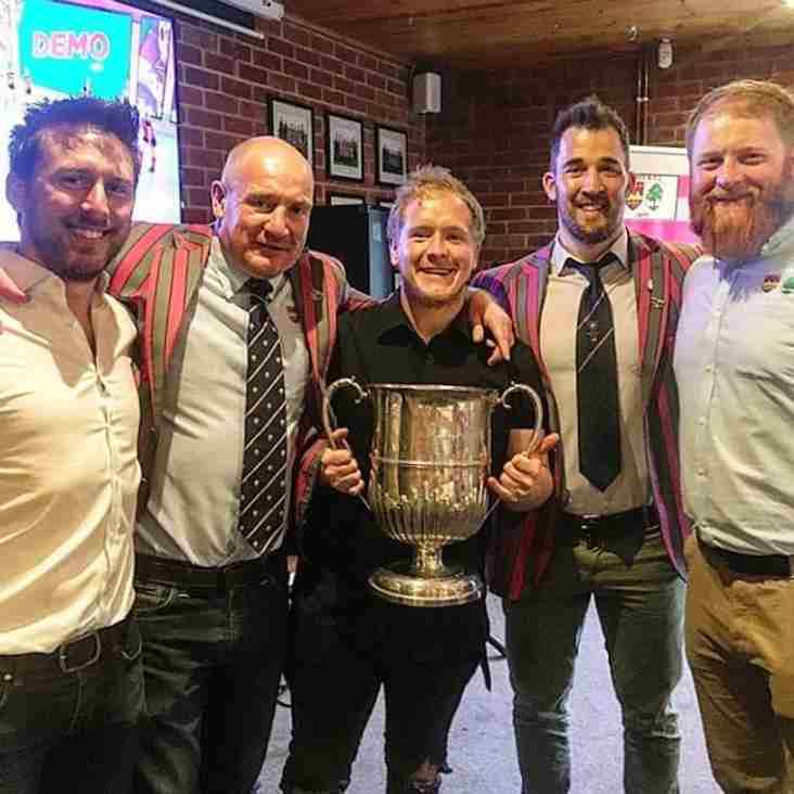 Olney RFC wins Paget Cup