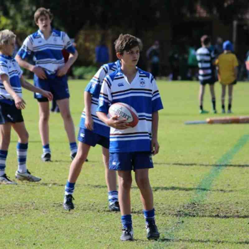 Under 14s Vs Southern Lions