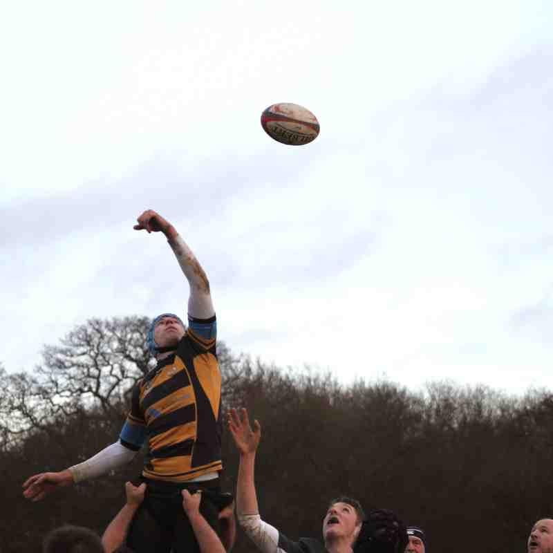1st XV v East Grinstead 3s (14th January 2017)
