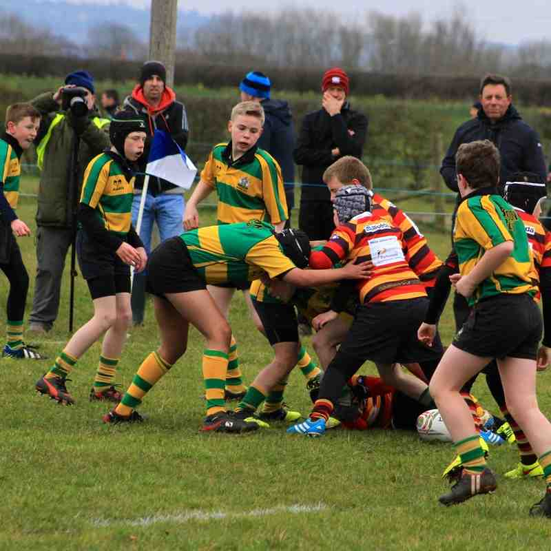 Oxfordshire Festival U12s 20th March 2016