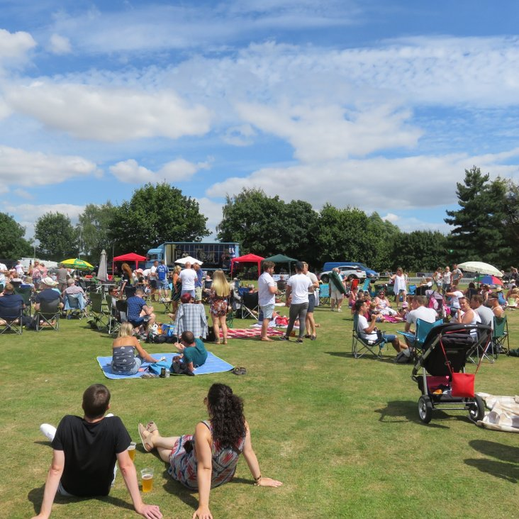 The Wivenhoe Music Festival is back...<