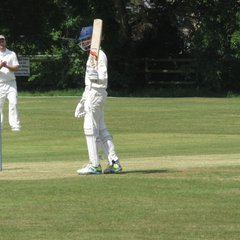 14-year-old Ed's first senior fifty...