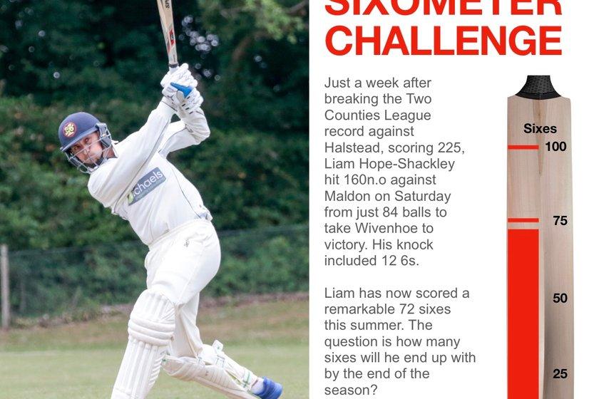 Shackley's Sixometer Challenge