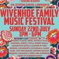Music Festival tickets on sale (kids go free!)