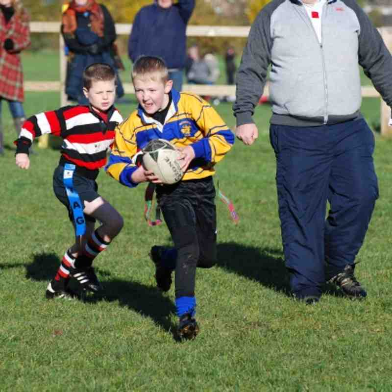 U8s v Frome