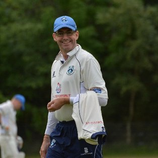 McAulay stands in for Gould as 3rd XI retain top spot and winning run