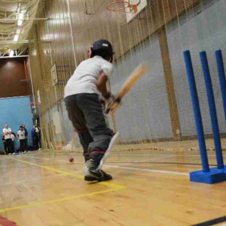 FREE Indoor Cricket Lessons for Boys & Girls