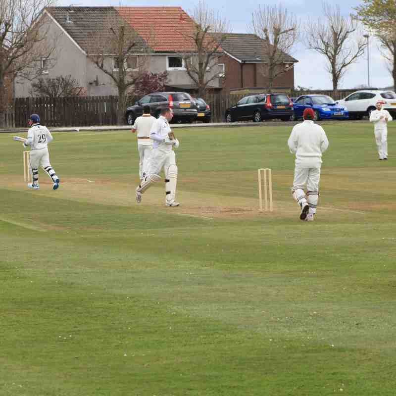 GCC 2s Win at Penicuik (2015)
