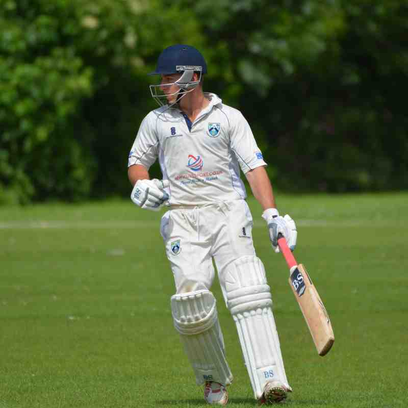 GCC 1st XI vs Holy Cross (2015)