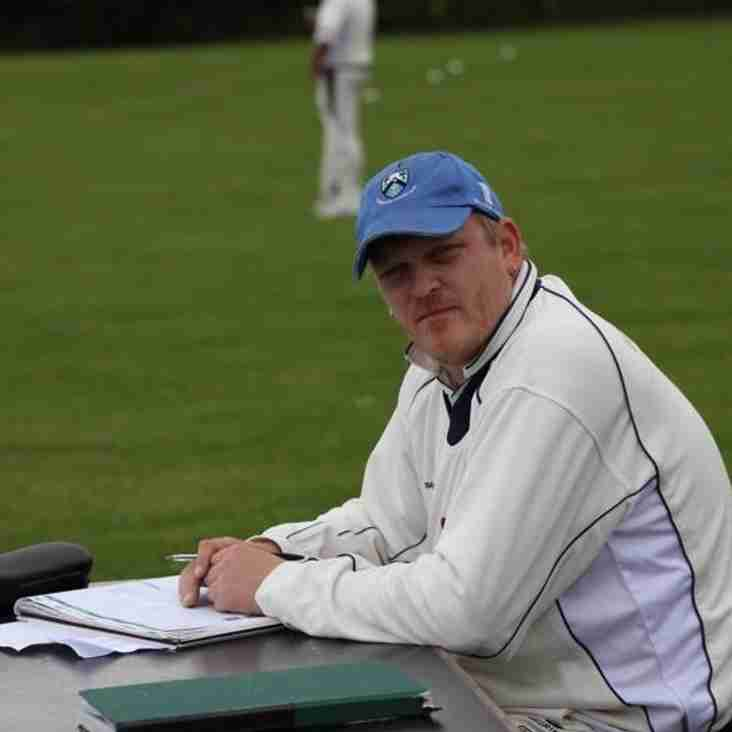 2nd XI Captain Darren Lewis Retires From Cricket