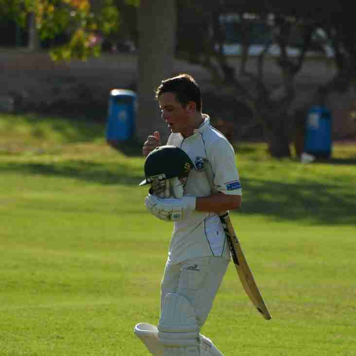 Scott Lucas Appointed 2nd XI Captain