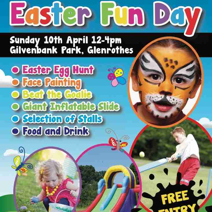 Gilvenbank Easter Fun Day