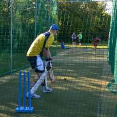 FREE Cricket Training at Gilvenbank & Cluny Clays