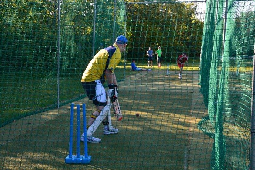 Adult Cricket Training