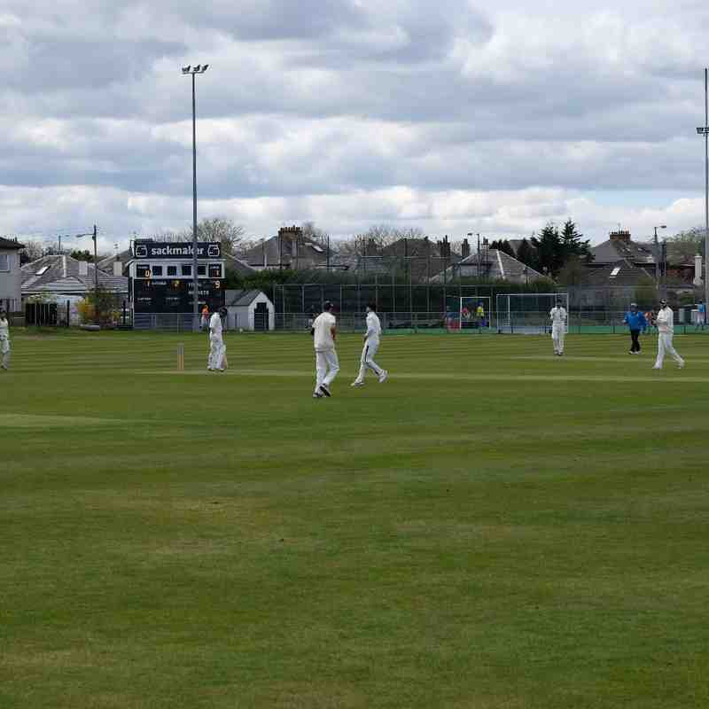 GCC 1XI at Clydesdale