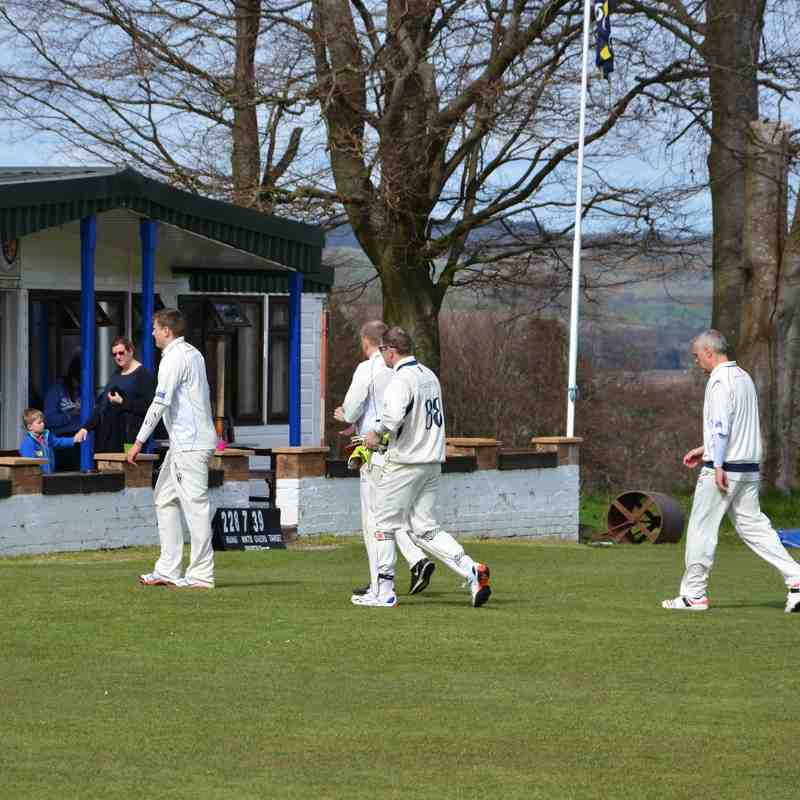 4XI at Falkland (Friendly)