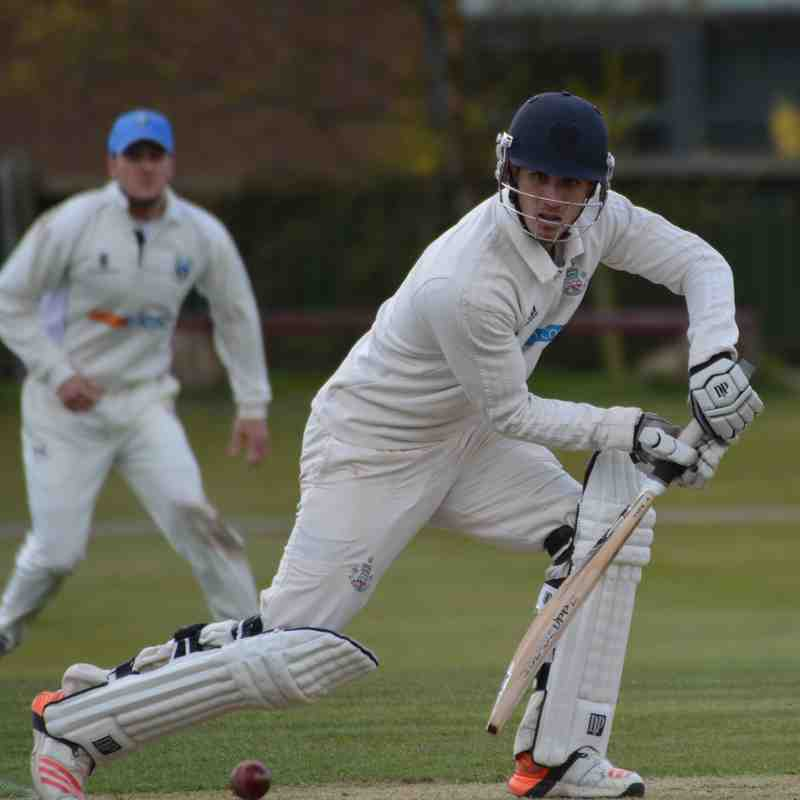 1st XI v Forfarshire CC - 30th April 2016