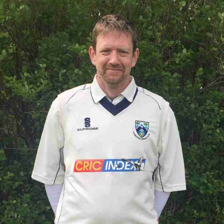 Paul Culleton Takes Over 3rd XI Captaincy