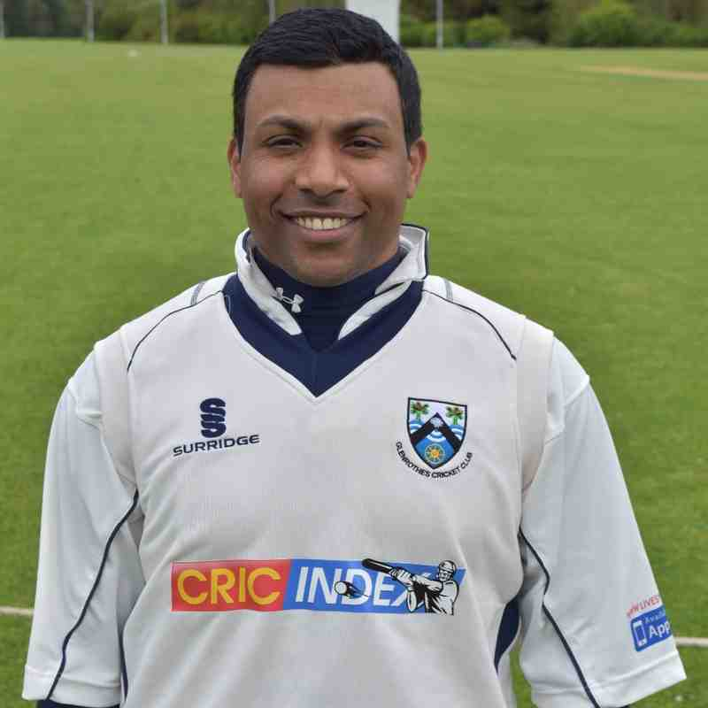 1XI Player Profiles 2016