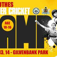 FREE Kids Summer Cricket Camp