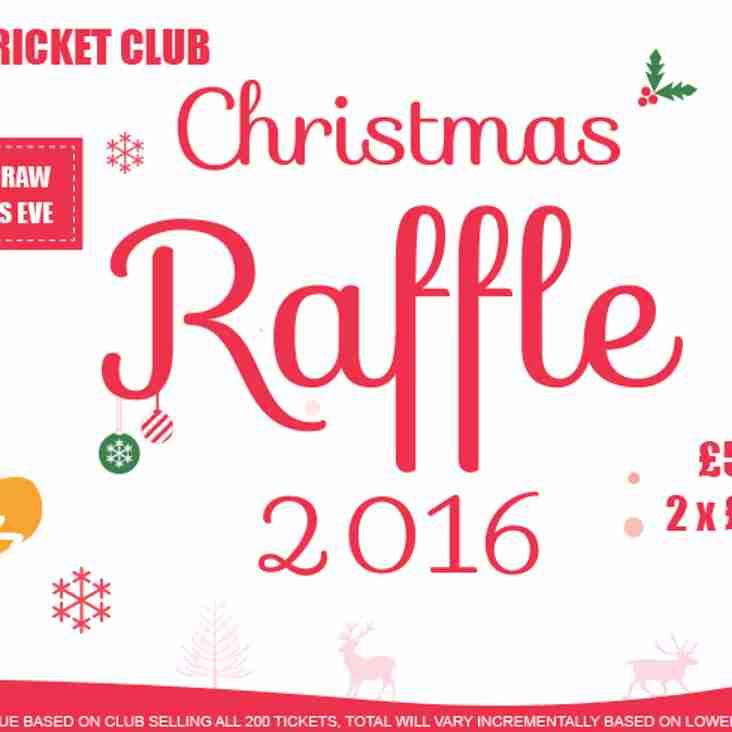 GCC Christmas Raffle 2016