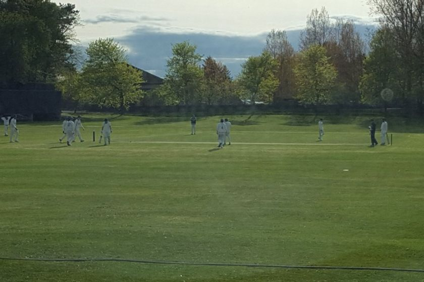 GCC 1st XI Win Friendly at Strathmore CC