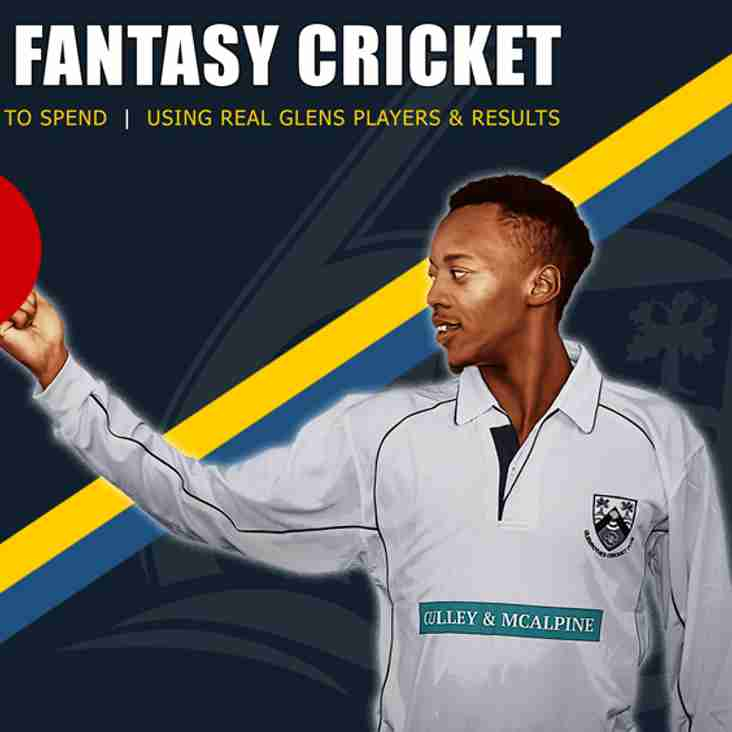 GCC Fantasy League - Back For 2017