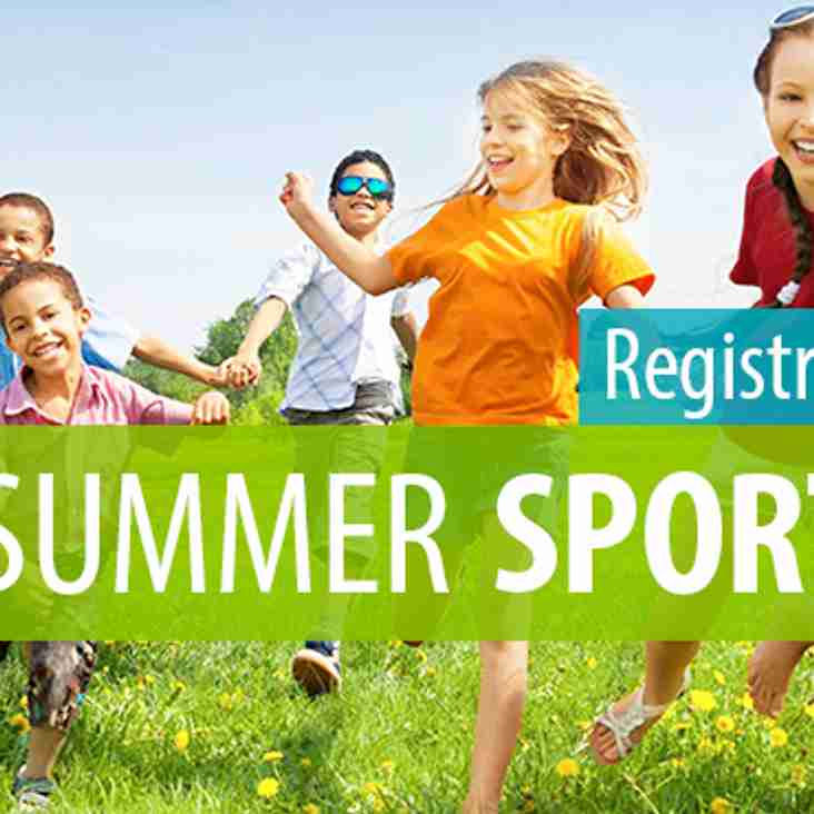 Kids Summer Sports Camp 2
