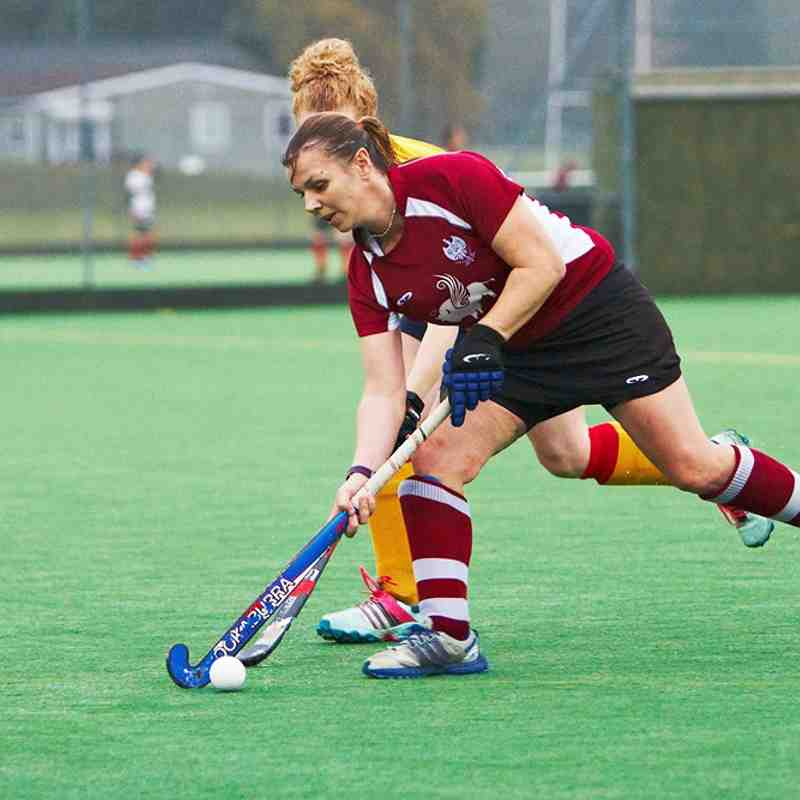 BHC Ladies 2nd XI v Lindum