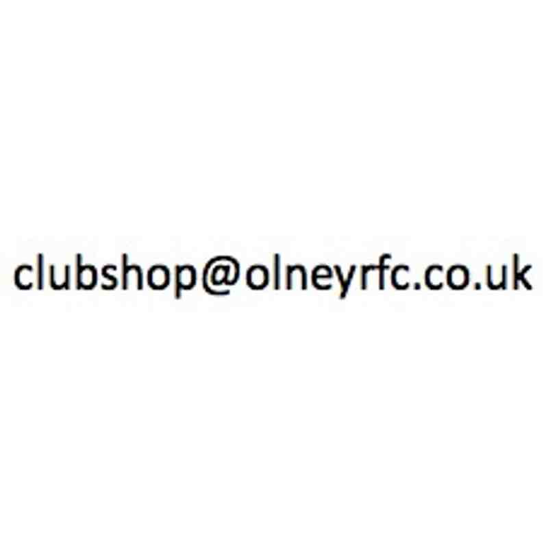 Olney RFC Club Shop