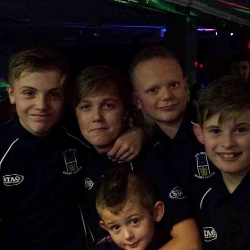 13s Presentation night 2015