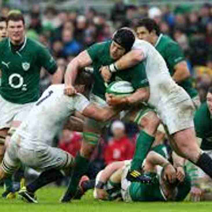 Can England stop the Irish march at Twickenham this Saturday ?