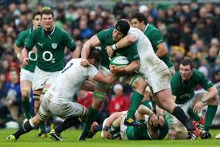Can England stop the Irish march at Twickenham this Saturday ?