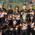 U8s lose to Leigh Miners Rangers 6 - 13