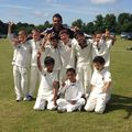 Reading CC - Under 9 vs. Peppard Stoke Row CC - Under 9