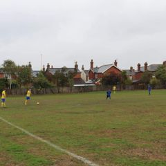 06/10/2018 - LIghtwater Utd (h) Cup Game
