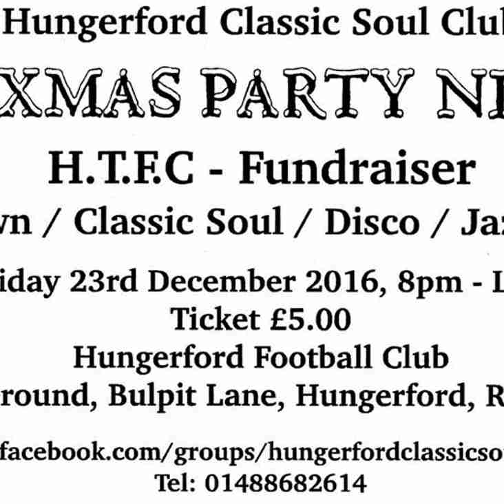 HUNGERFORD Classic Soul Club