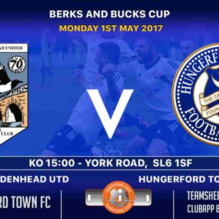 BERKS & BUCKS SENIOR CUP FINAL