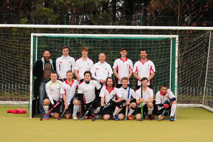 Stevenage Men 2nd Team beat Luton Town 2 1 - 7