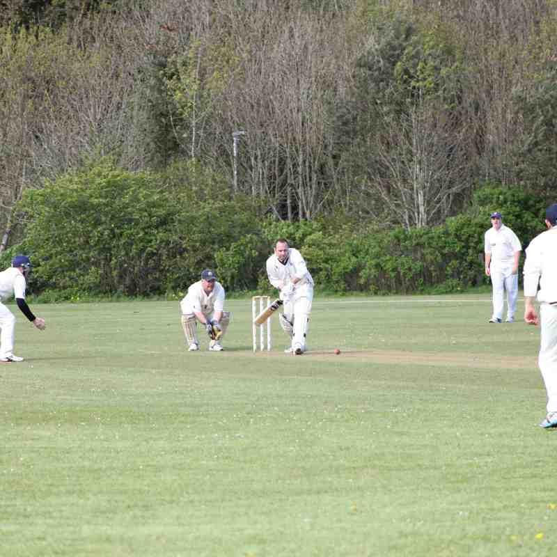 Glens 2 vs Grange 3 160515