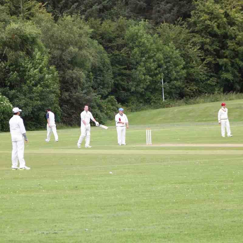 Glens 2 vs edinburgh Uni Staff 080815
