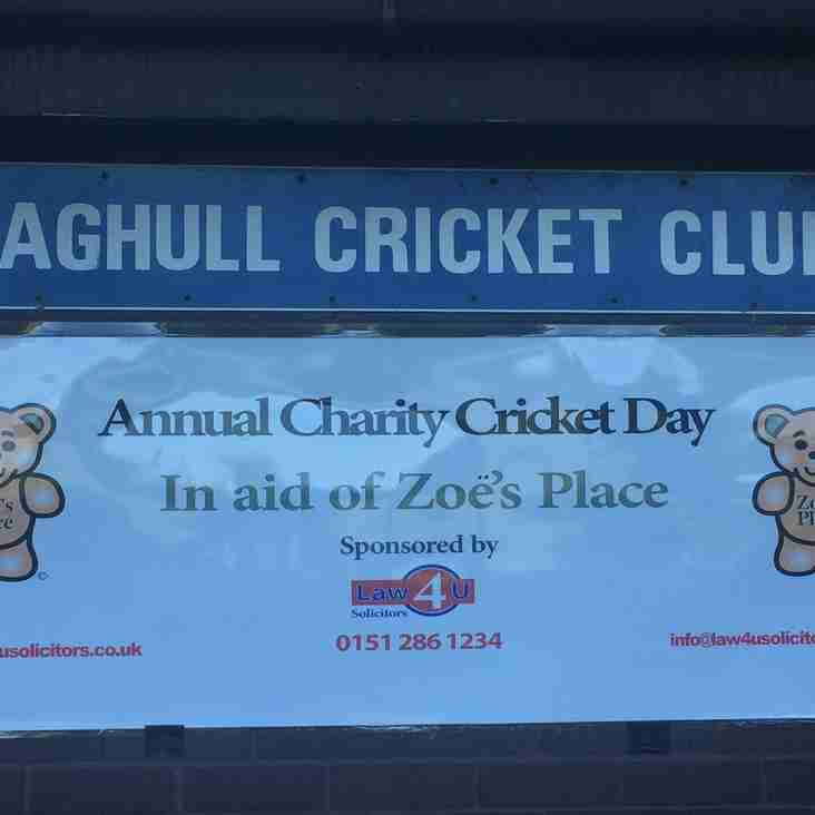 Annual Charity Cricket Day